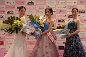 2021 MISS JAPAN 福岡大会グランプリ決定